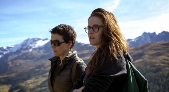 Kristen Stewart i Juliette Binoche