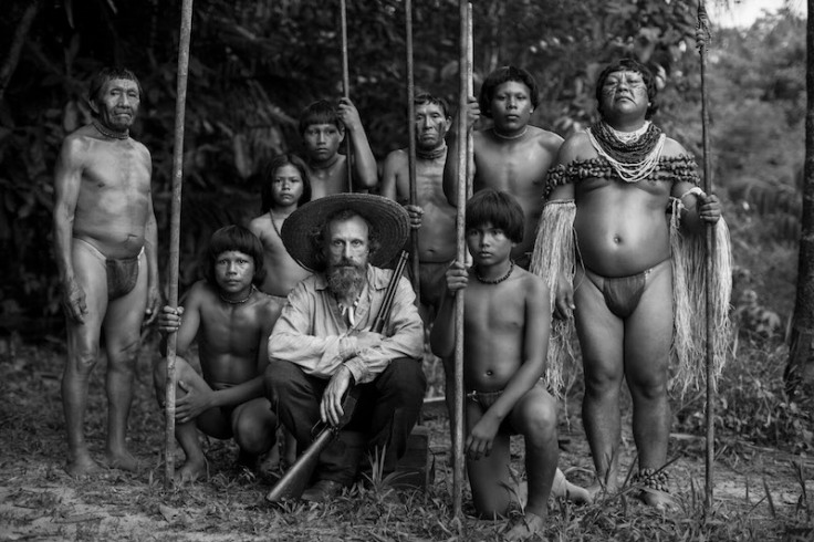 EMBRACE OF THE SERPENT_explorer and tribe