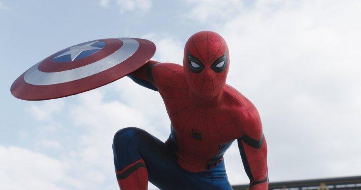 Kapitan Ameryka: Wojna bohaterów - Spider-Man