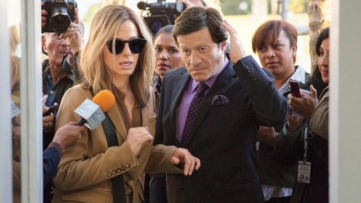 Sandra Bullock i Joaquim de Almeida w filmie Kryzys to nasz pomysł