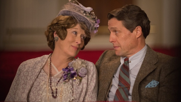 Meryl Streep i Hugh Grant W Boskiej Florence