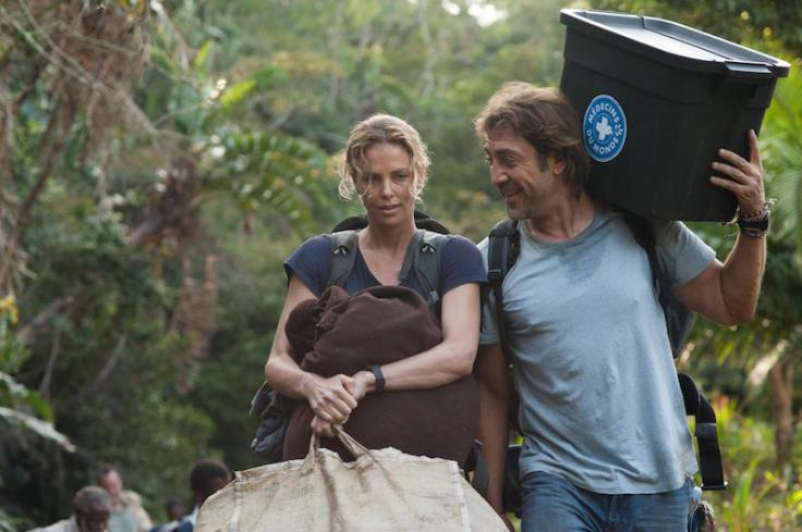Charlize Theron i Javier Bardem w The Last Face