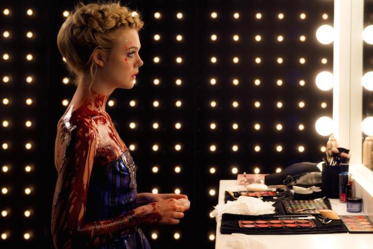 Elle Fanning w filmie The Neon Demon reż. Nicolas Winding Refn