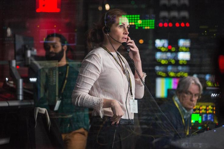 Julia Roberts w Zakładnik z Wall Street