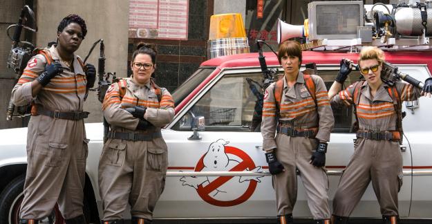 Bohaterki filmu Ghostbusters. Pogromcy Duchów 2016