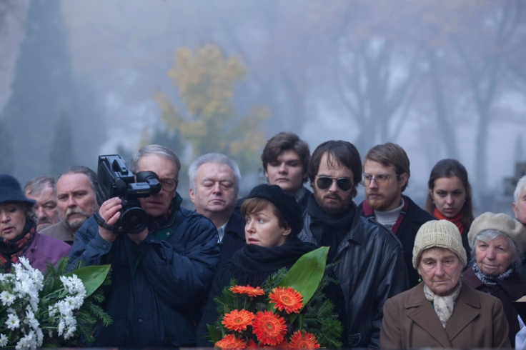 Ostatnia rodzina Andrzej Seweryn Dawid Ogrodnik Aleksandra Konieczna fot. Hubert Komerski