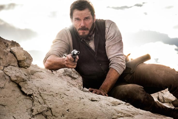 Chris Pratt Siedmiu wspaniałych recenzja