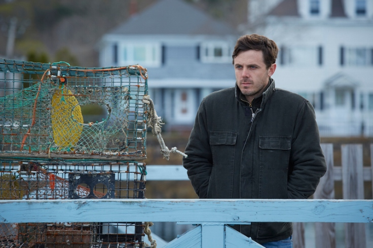 Casey Affleck w Manchester by the Sea reż. Kennetha Lonergan