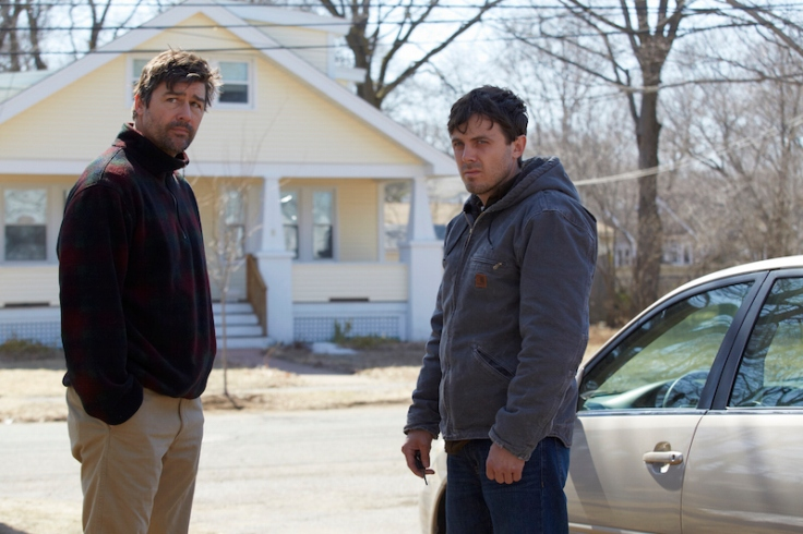 Kyle Chandler i Casey Affleck w Machester by the Sea