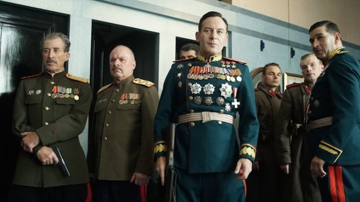The Death of Stalin (2017) - filmstill