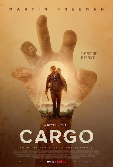 Ładunek / Cargo. Plakat filmu