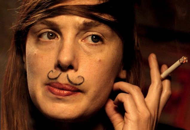 Laetitia Dosch w filmie Paryż i dziewczyna, reż. Léonor Serraille / fot. materiały prasowe