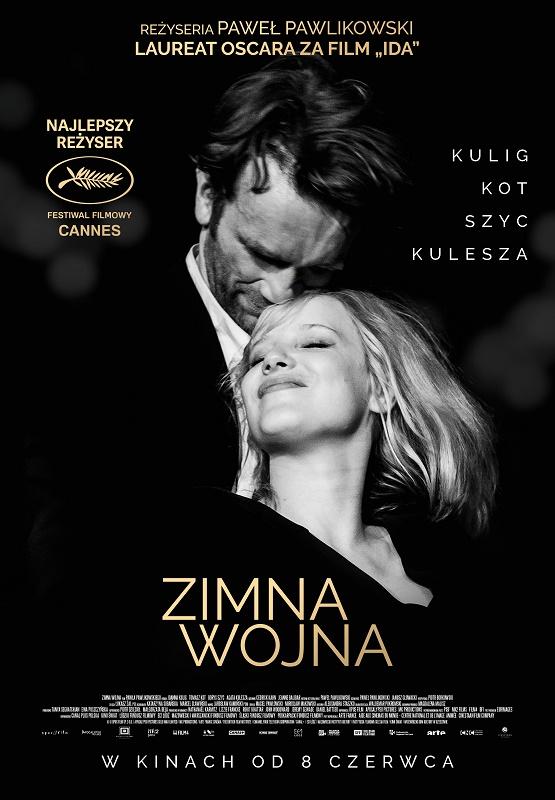Zimna wojna - plakat filmu