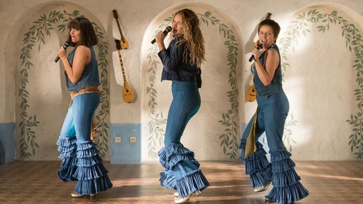 Kadr z filmu Mamma Mia: Here We Go Again!