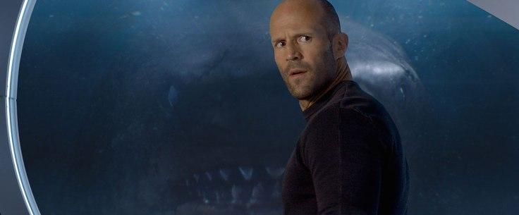 Kadr z filmu The Meg, reż. Jon Turteltaub