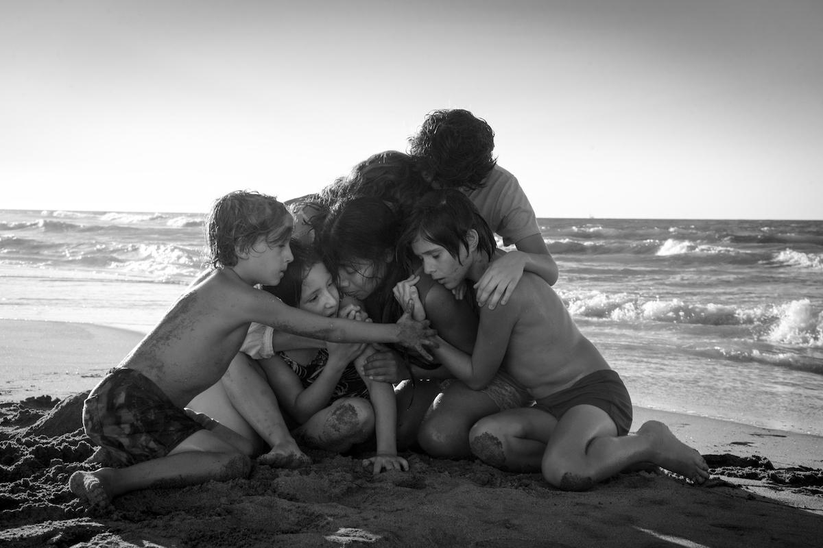 Roma, dir. Alfonso Cuaron