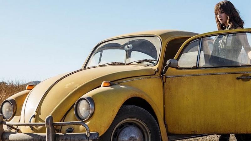 Kadr z filmu Bumblebee, reż. Travis Knight