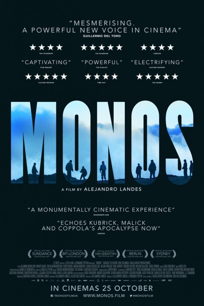 monos poster UK